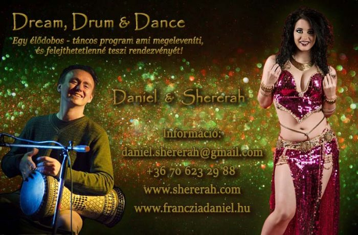 Dream, Drum & Dance 2019 Januar